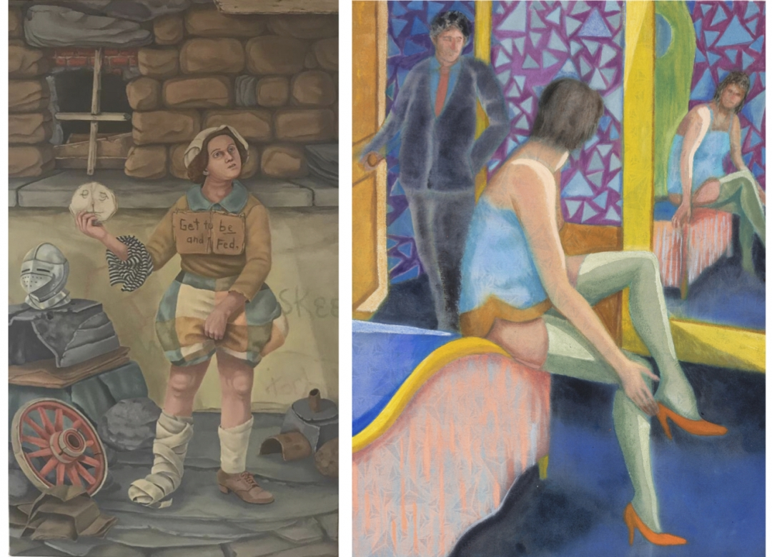 The Balthus Series (Part I): Michael Cline and Max Maslansky
