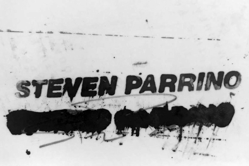 Steven Parrino: