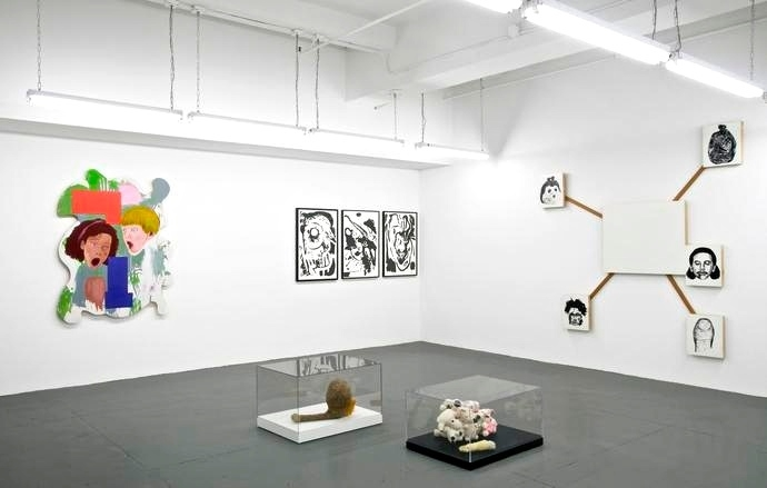 Selected Works: 1990 - 1995