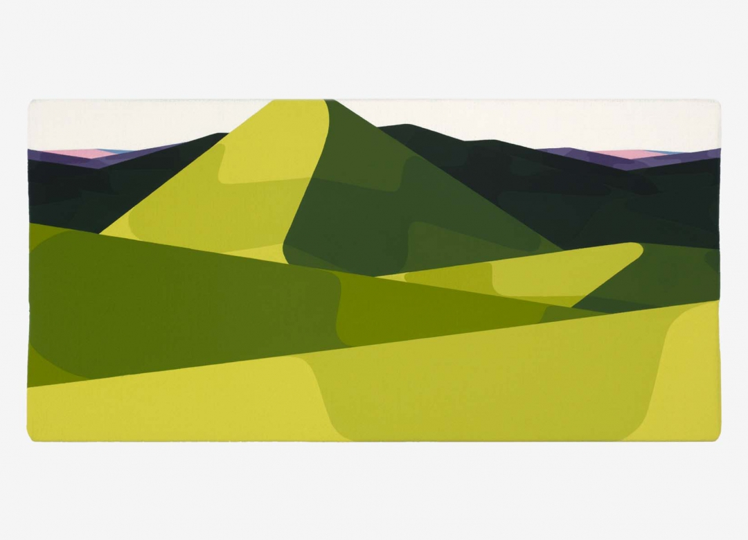 Albrecht Schnider: Landscapes