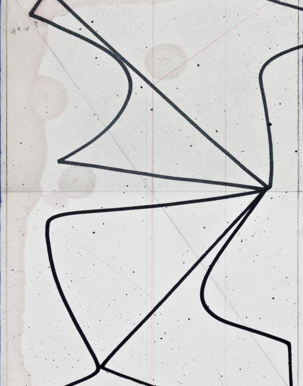 Albrecht Schnider: Vectorial Drawings