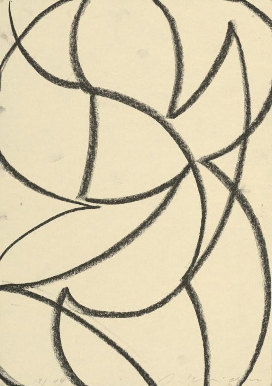 Albrecht Schnider: Pastels