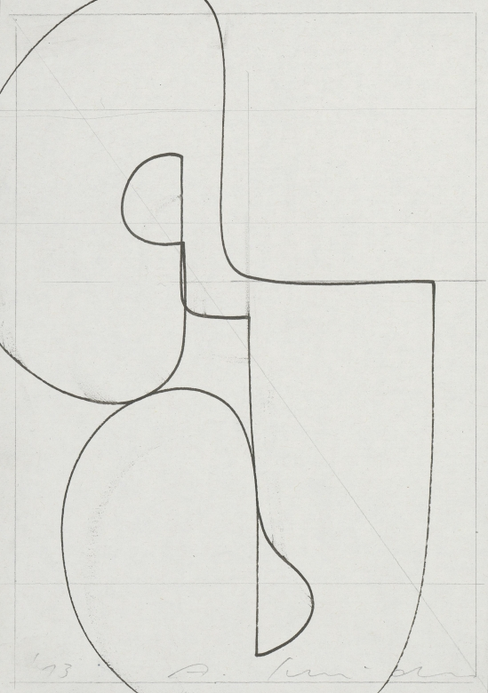 Albrecht Schnider: Fine Line Drawings