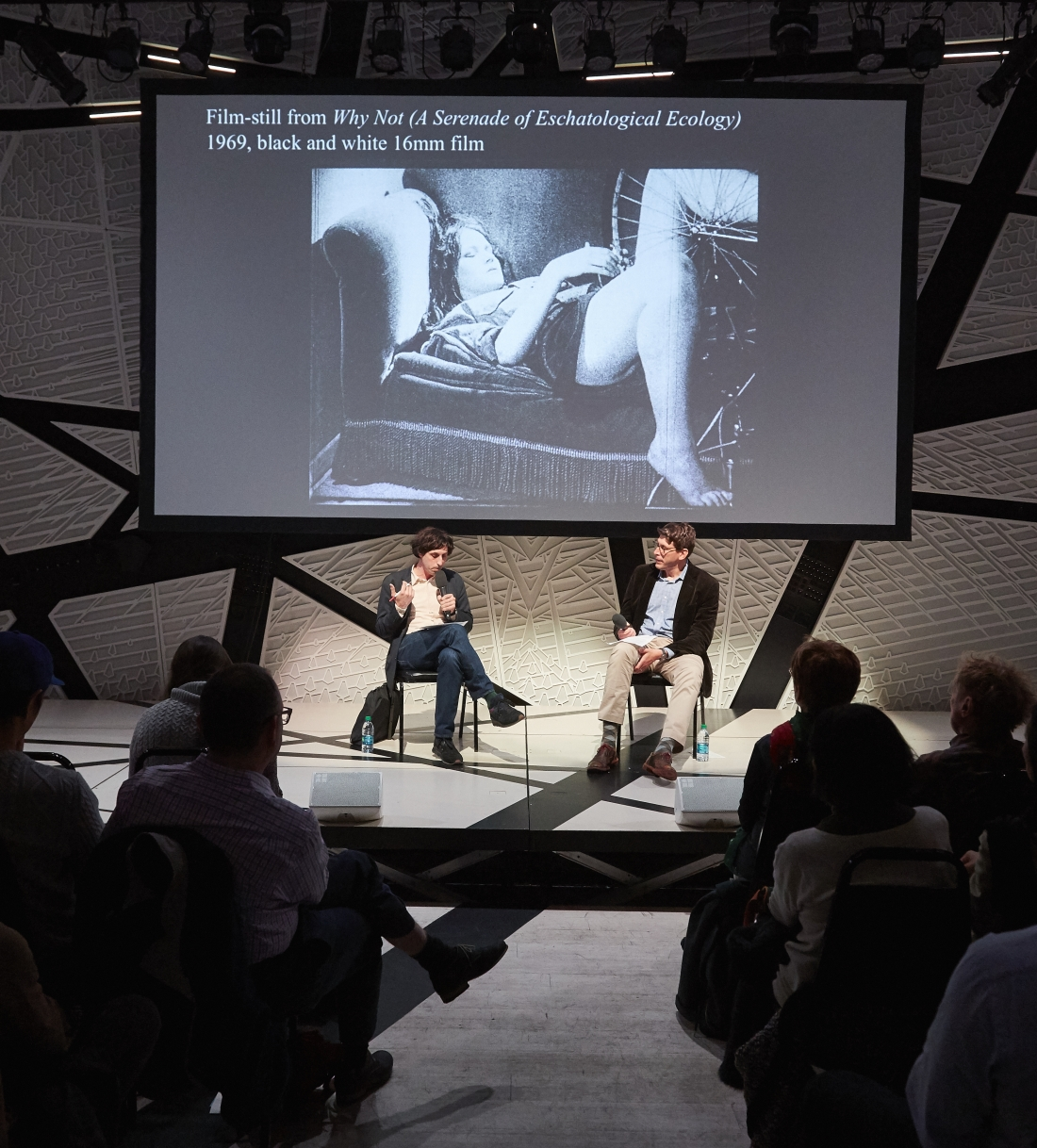 Photos of Why Not screening at National Sawdust October 2017 -2