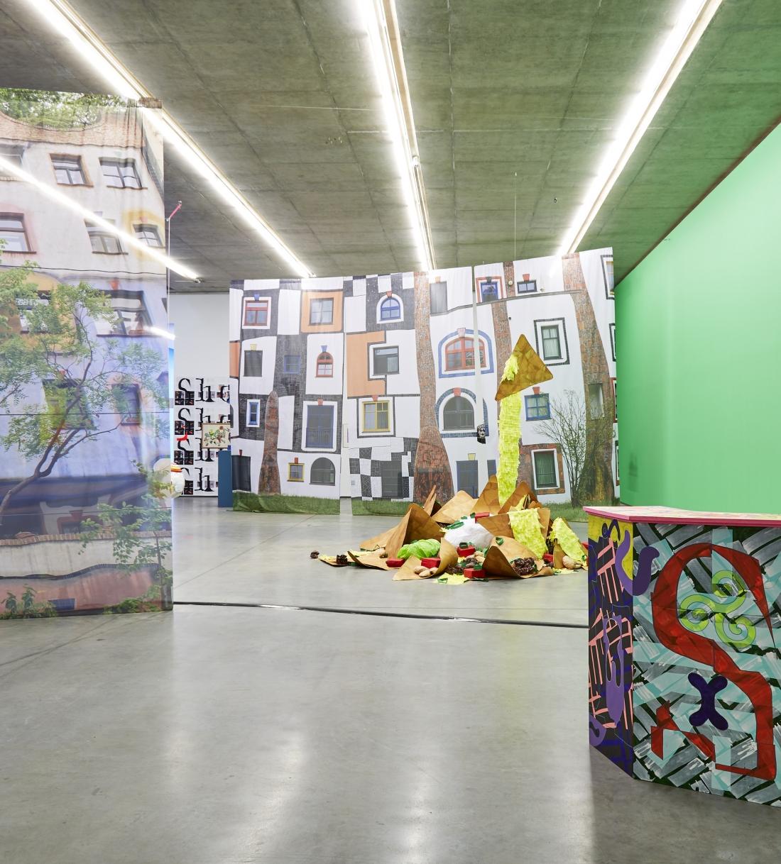 Photos of Shonky Exhibition 3