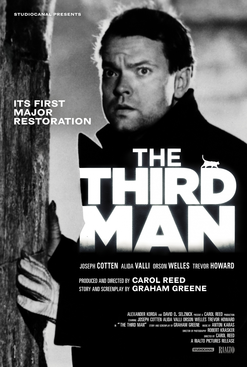 The Third Man Play Dates