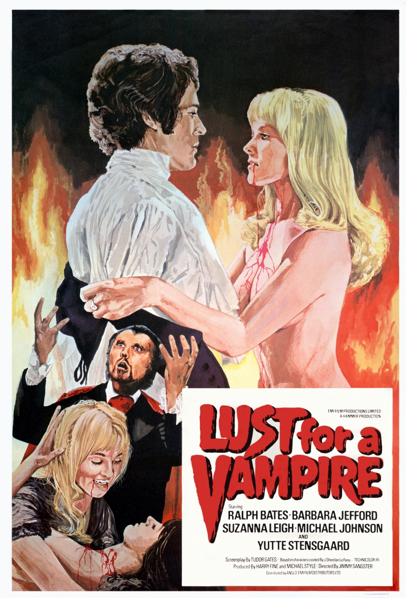Lust For a Vampire Play Dates