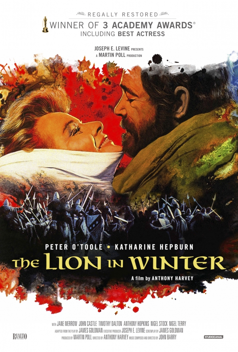 The Lion in Winter Play Dates