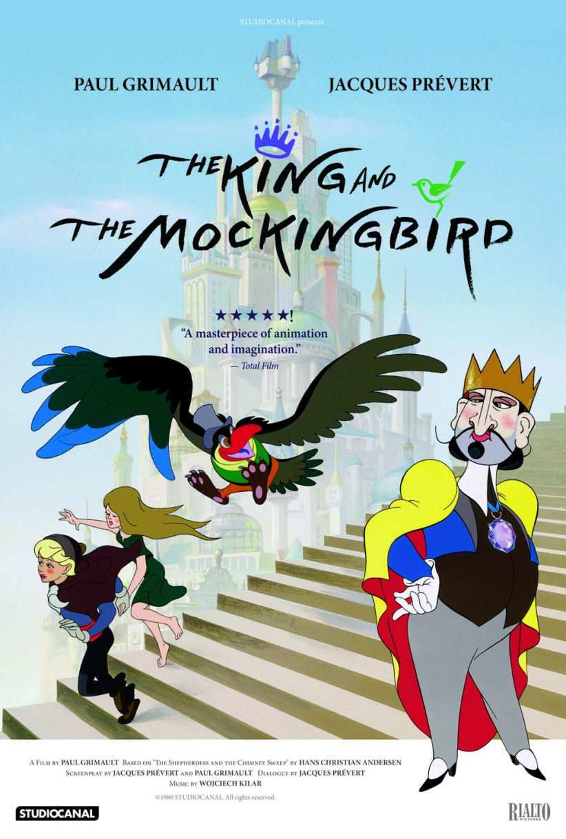The King and the Mockingbird Play Dates