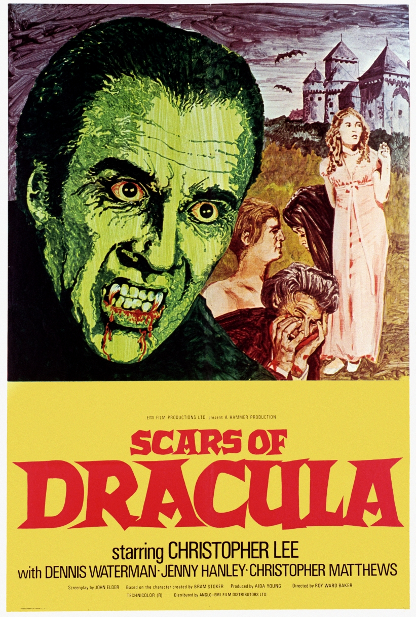 Scars of Dracula Play Dates