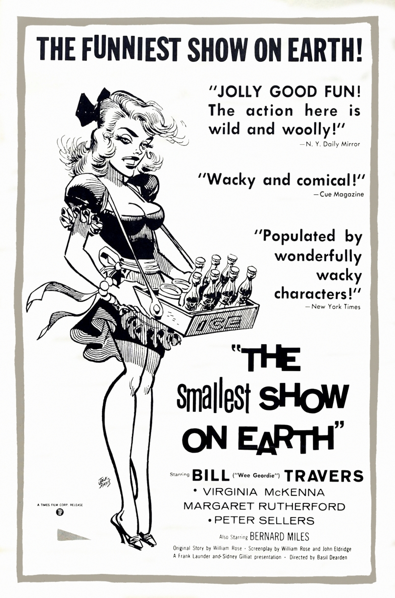 The Smallest Show on Earth Play Dates