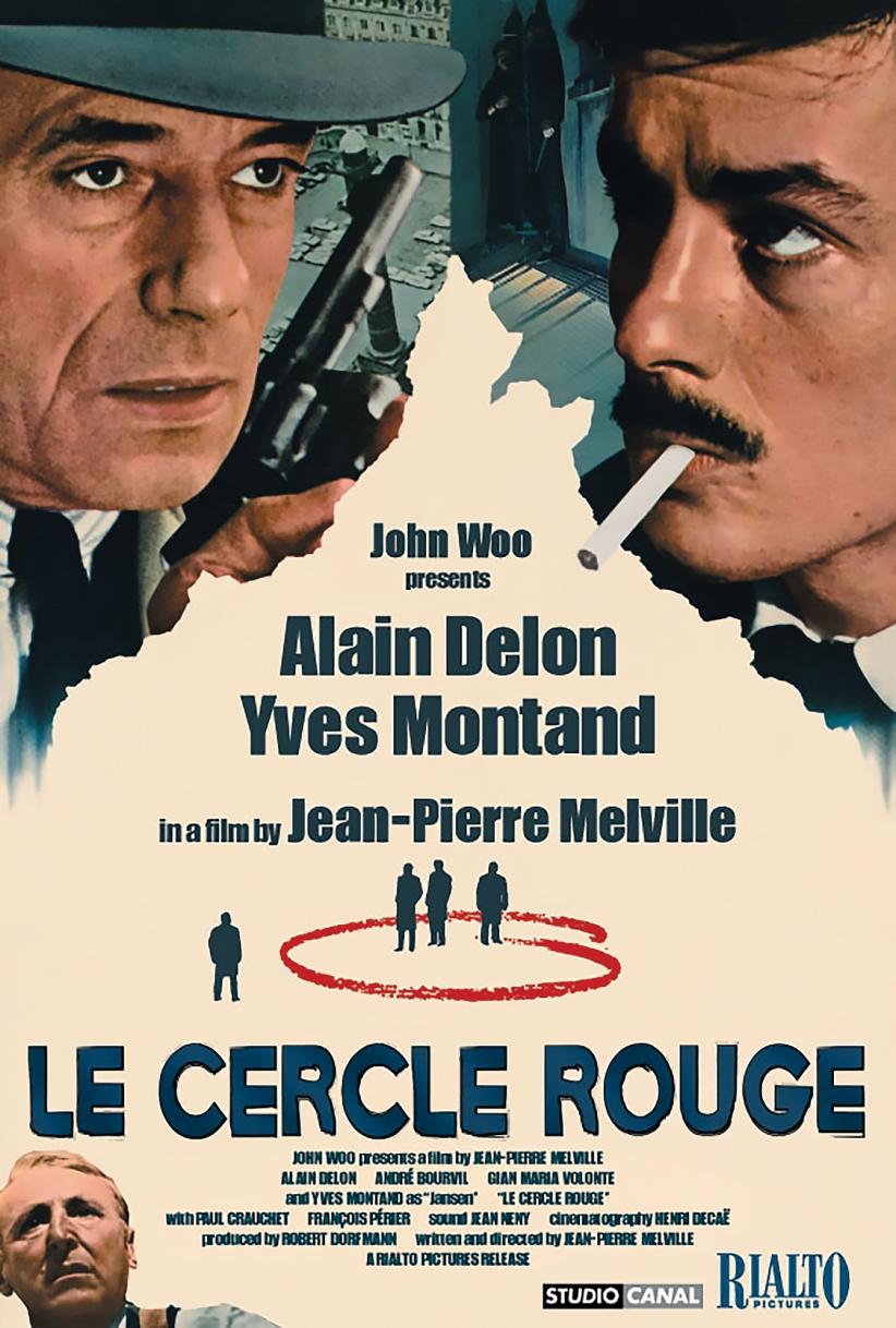 Le Cercle Rouge Play Dates