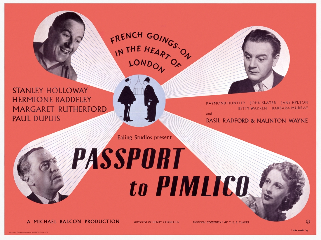 Passport to Pimlico Play Dates