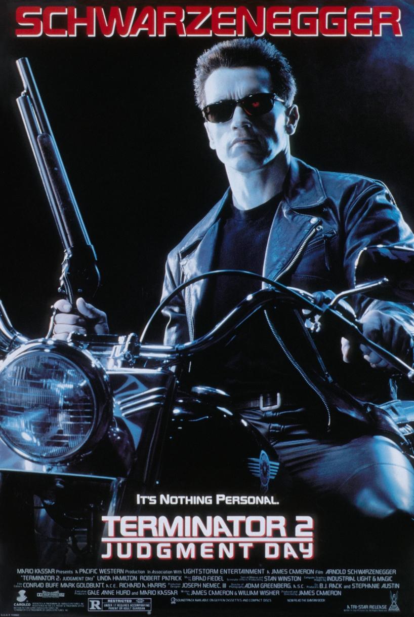 Terminator 2 Play Dates