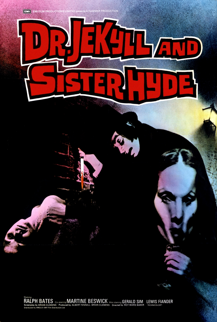 Dr. Jekyll and Sister Hyde Play Dates