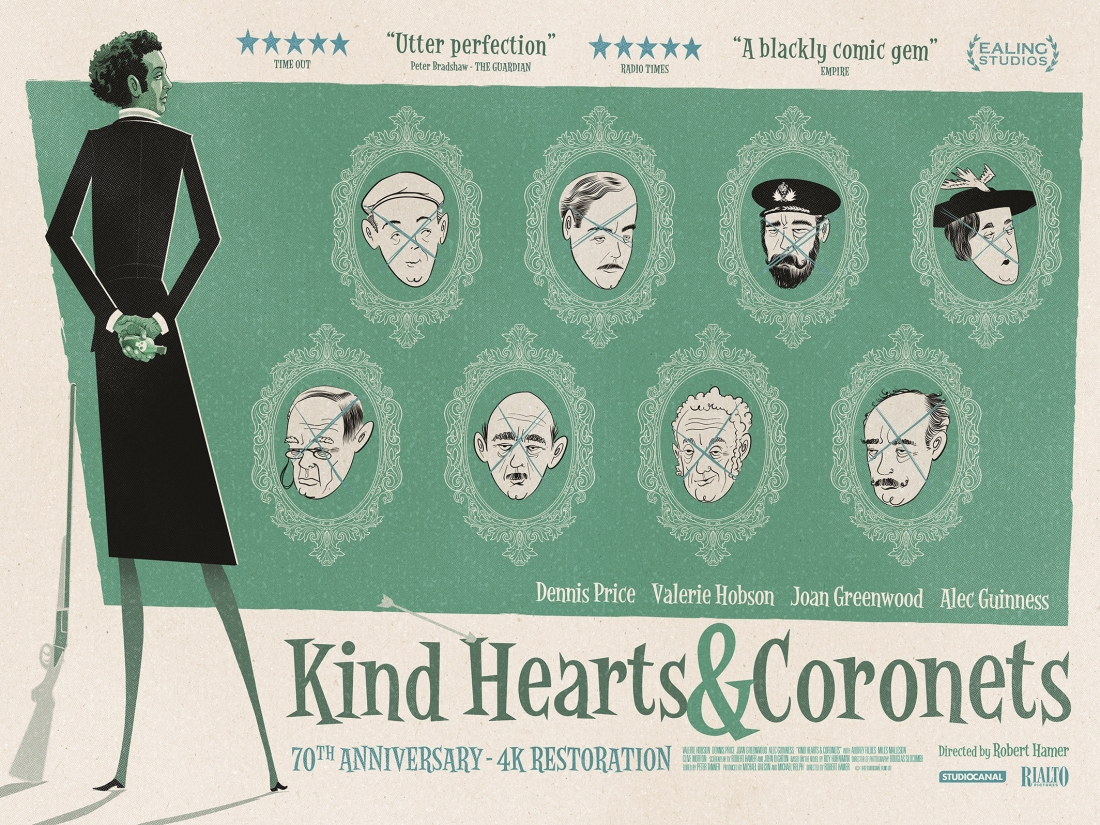 Kind Hearts and Coronets Play Dates