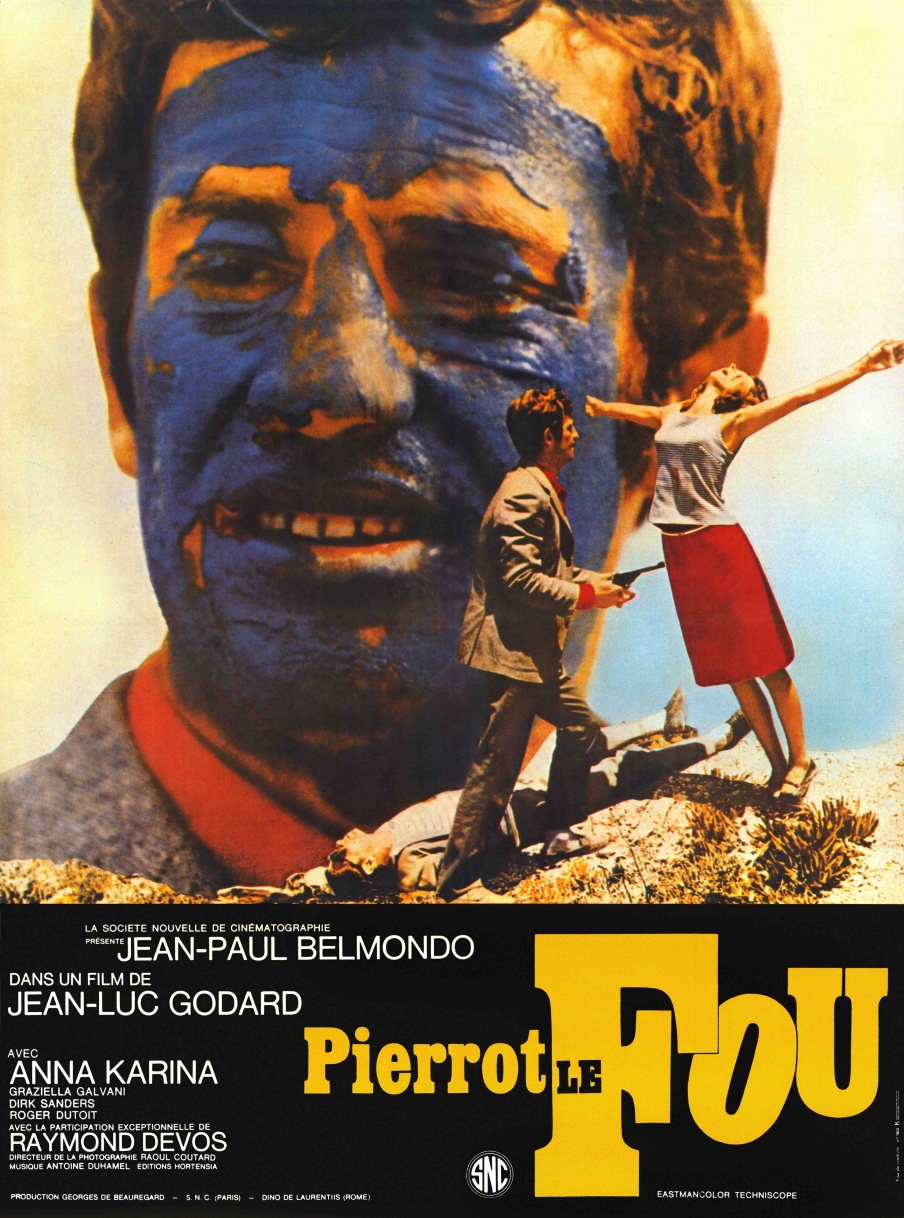 Pierrot Le Fou Play Dates