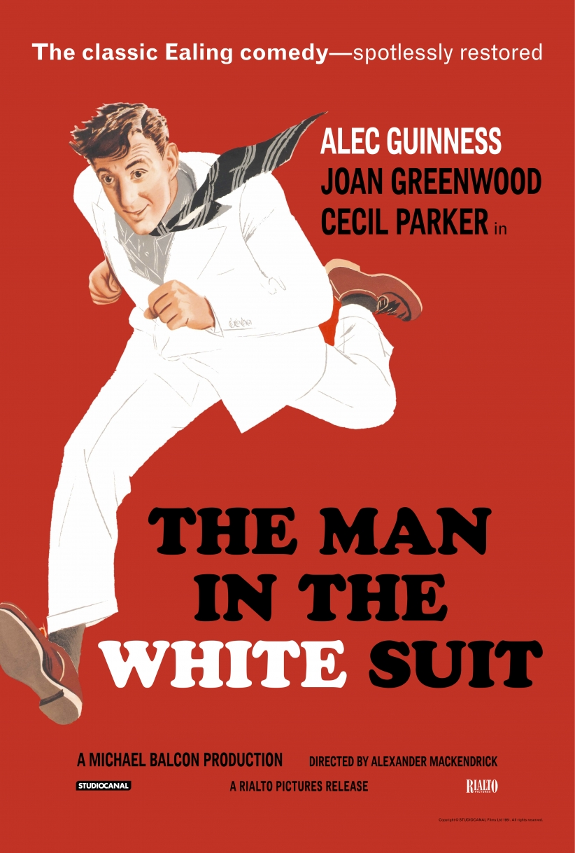 The Man in the White Suit Play Dates