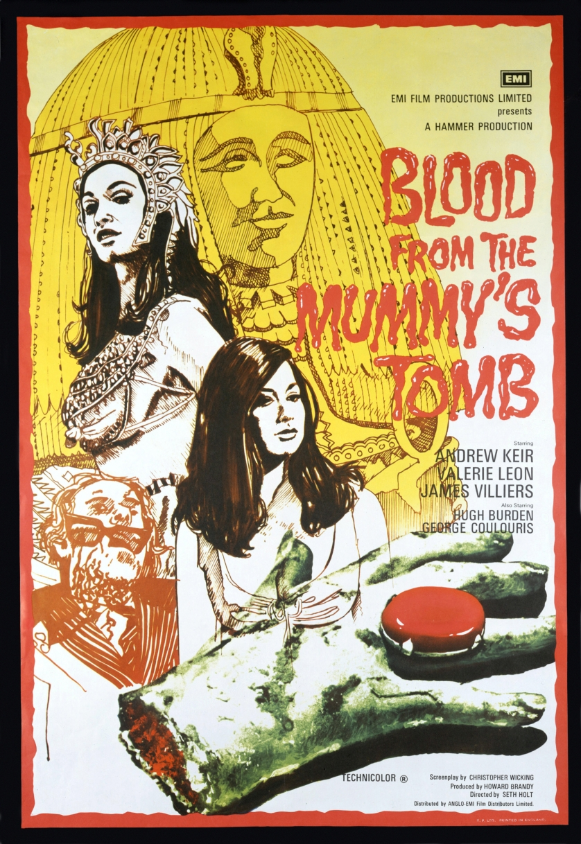 Blood From the Mummy's Tomb Play Dates