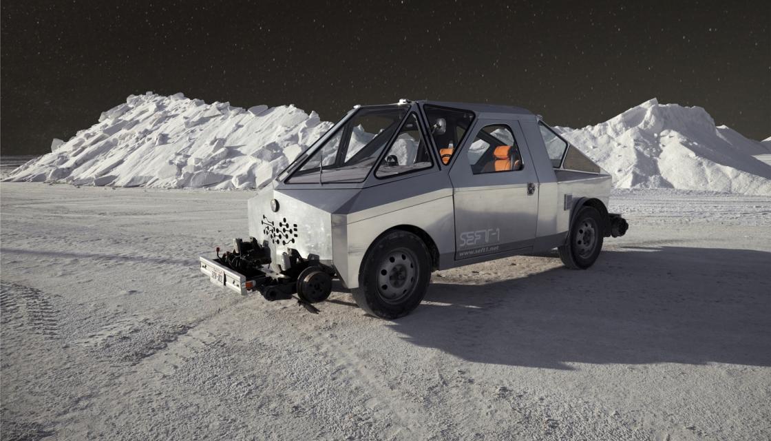 Ivan Puig: Not A Car