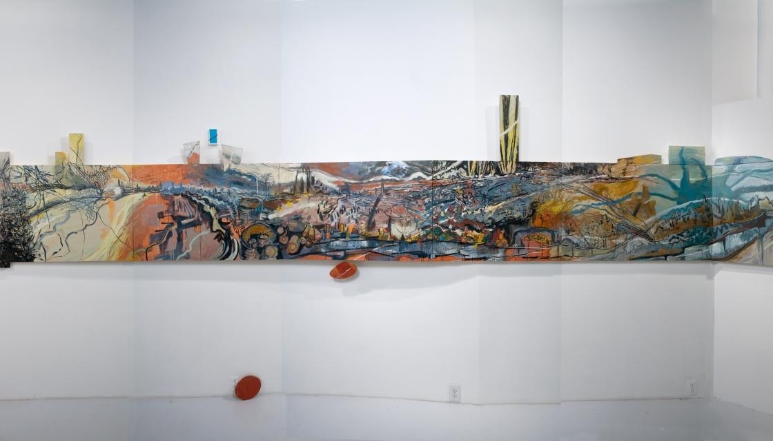 Susanna Heller: On The Heel - Toe Express