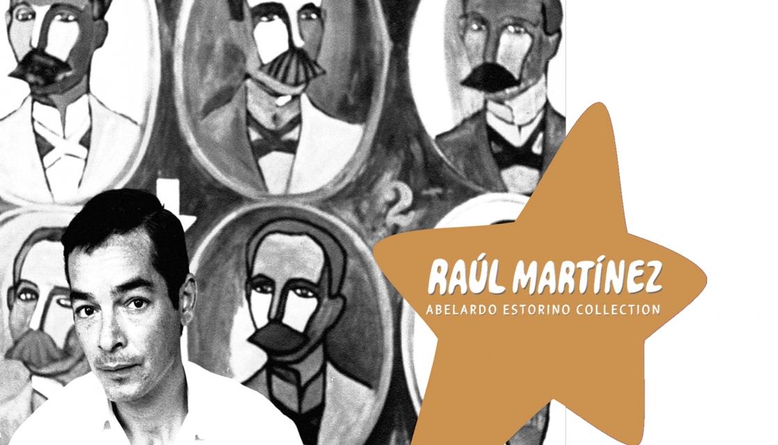 Raúl Martínez: Eagerly Awaiting