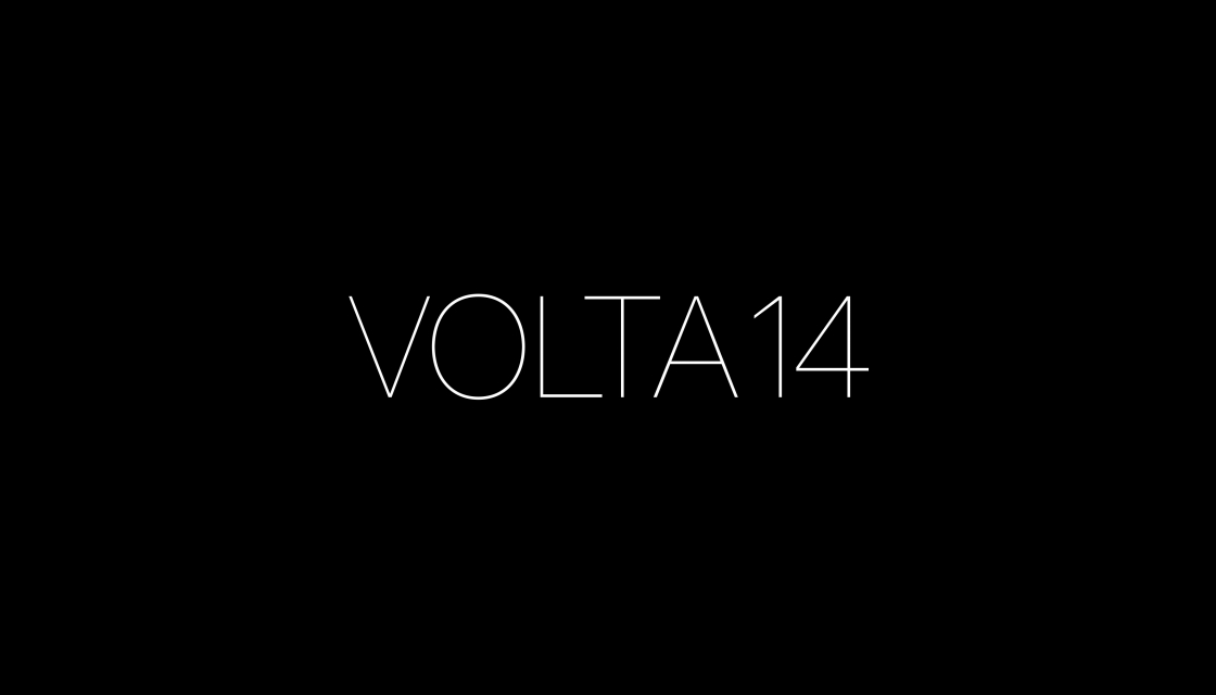 VOLTA 14 | BASEL