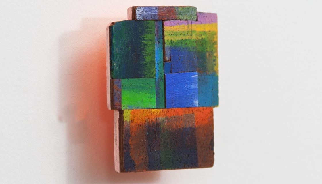 Joan Grubin: The Detritus Series
