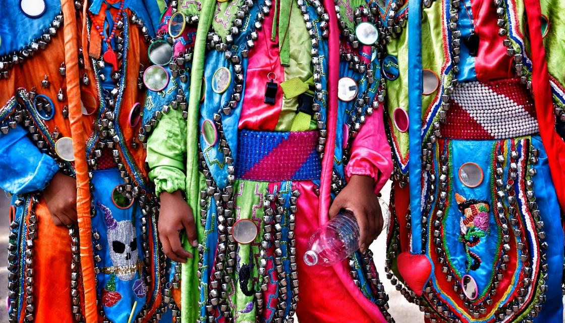Gaby Herbstein: La Diablada