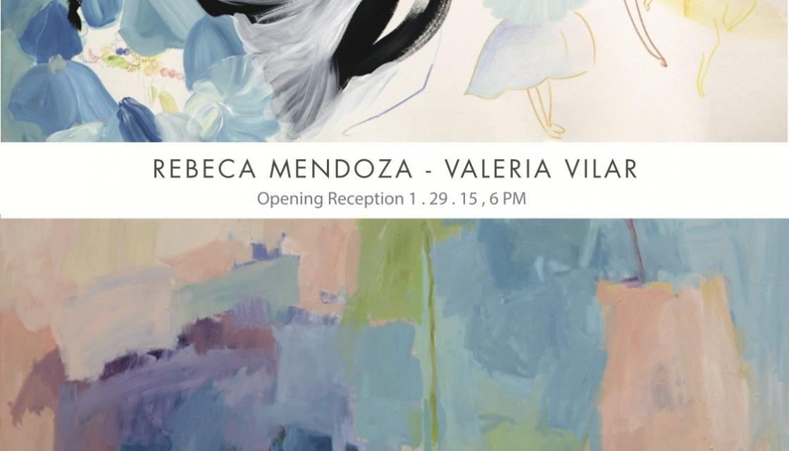 Rebeca Mendoza - Valeria Vilar