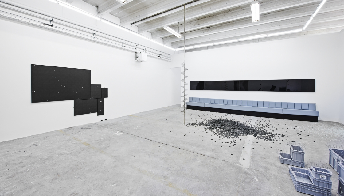 Ryan Gander, The Canter of Edward de Bono – new works by Spencer Anthony