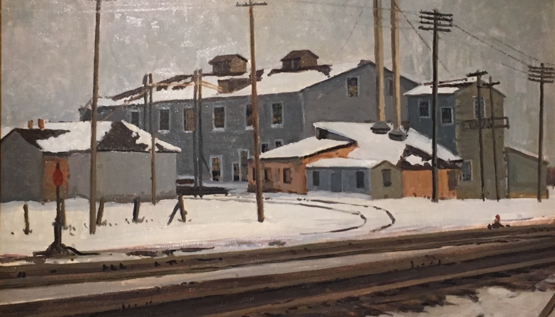LECONTE STEWART: Works from 1920 - 1950