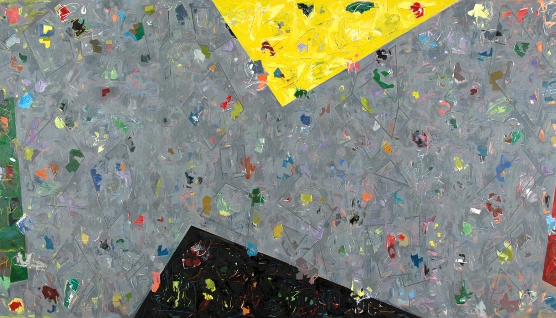 Kes Zapkus: Paintings and Drawings
