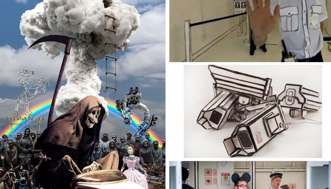 JUXTAPOZ EXCLUSIVE: AN INTERVIEW WITH BANKSY ABOUT DISMALAND