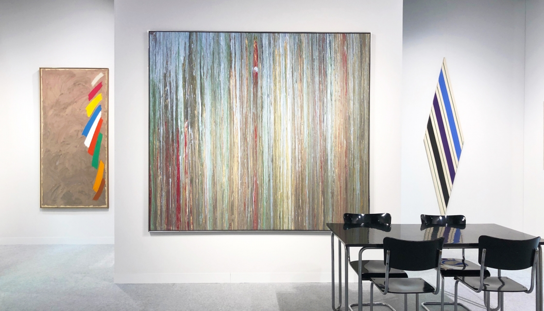 THE ARMORY SHOW | PIER 90 | BOOTH #208