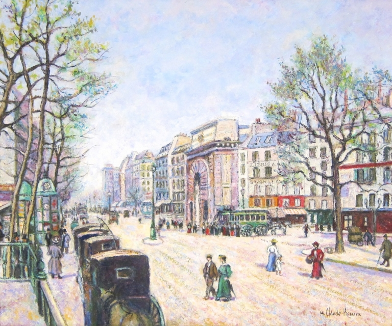 Selected works of Post-Impressionism