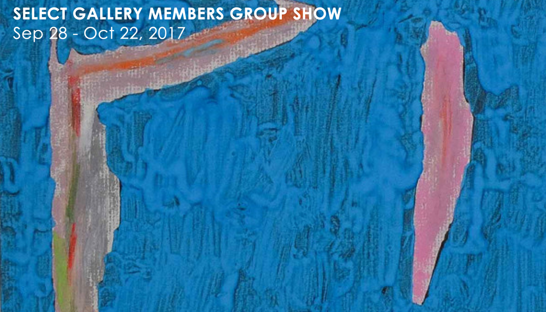 SELECT GALLERY MEMBERS GROUP SHOW