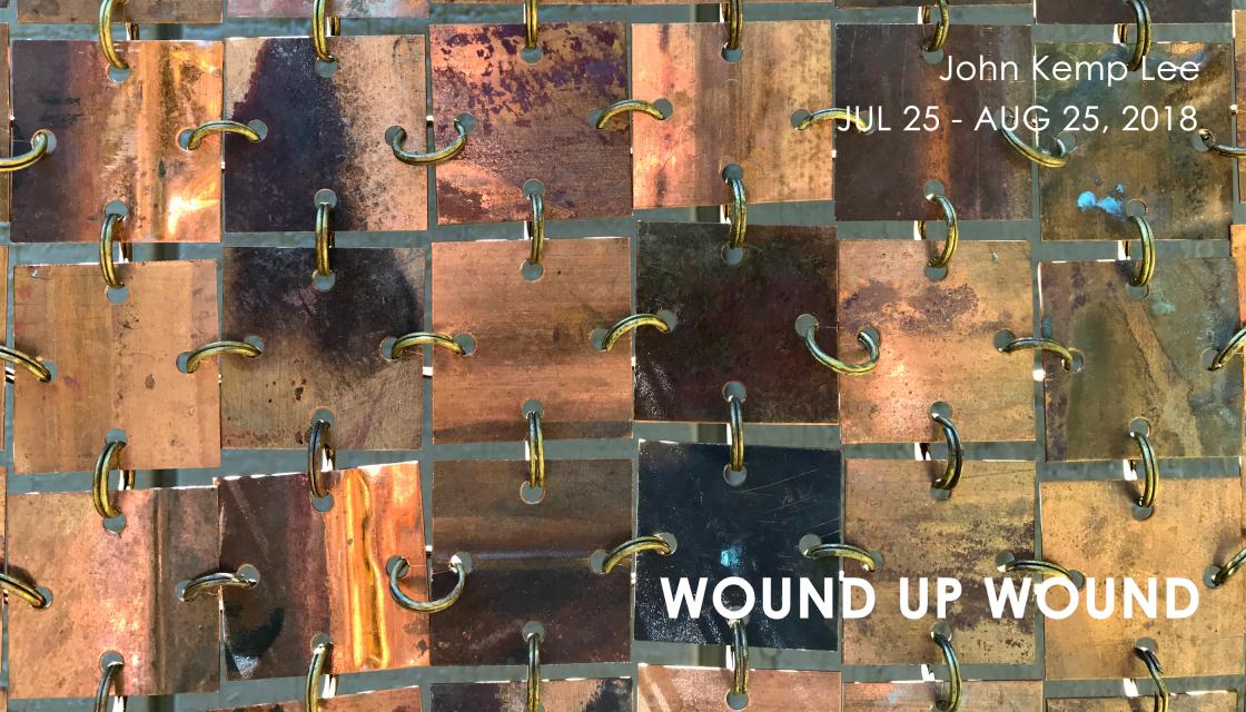 WOUND UP WOUND