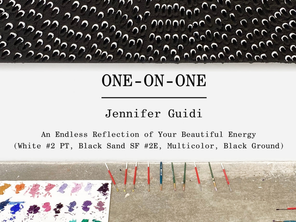 One-on-One: Jennifer Guidi