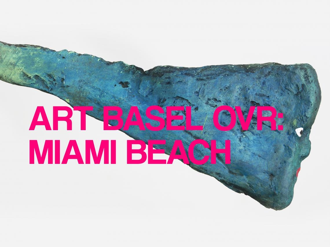 Art Basel OVR: Miami Beach