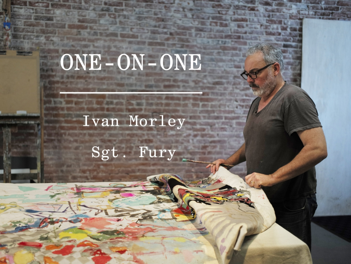 One-on-One: Ivan Morley