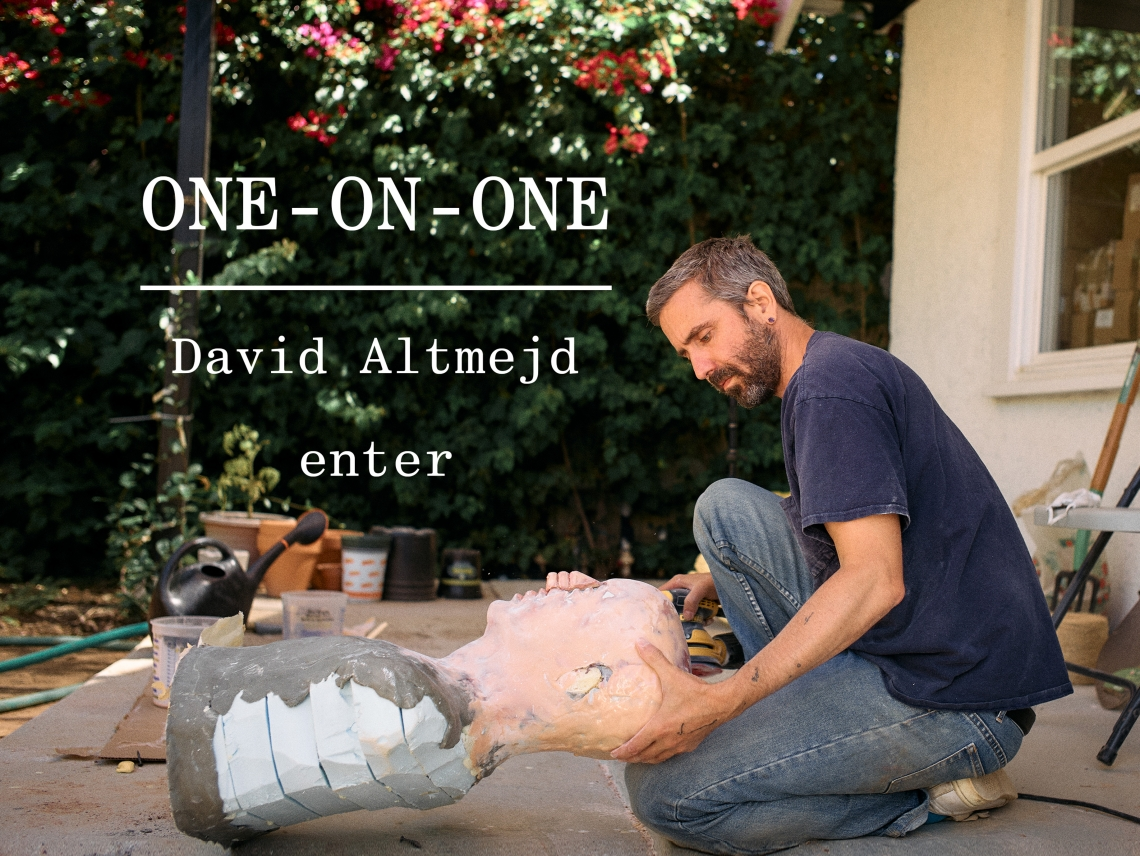 One-on-One: David Altmejd