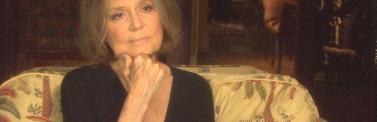 Gloria Steinem Interviews