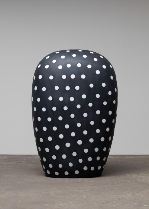 Jun Kaneko Dango raku ceramic