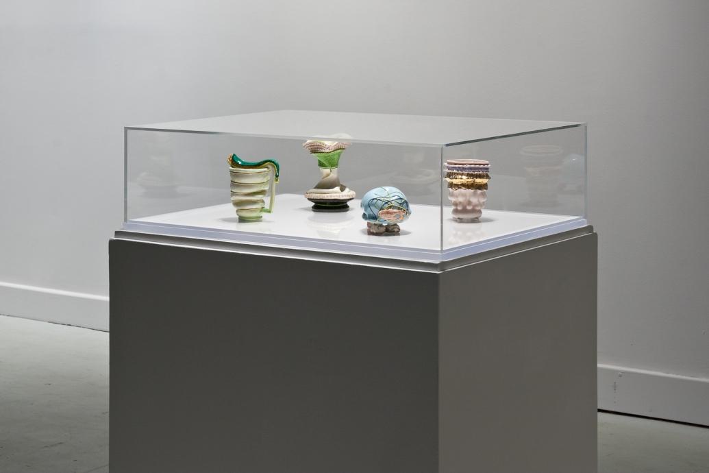 Kathy Butterly and Jill Bonovitz Locks Gallery