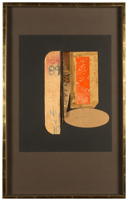 Untitled Louise Nevelson Locks Gallery Collages