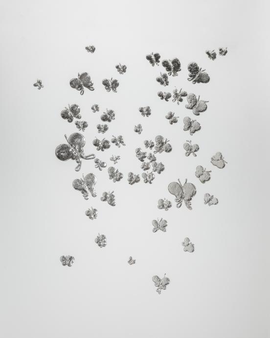 Rob Wynne glass Locks Gallery