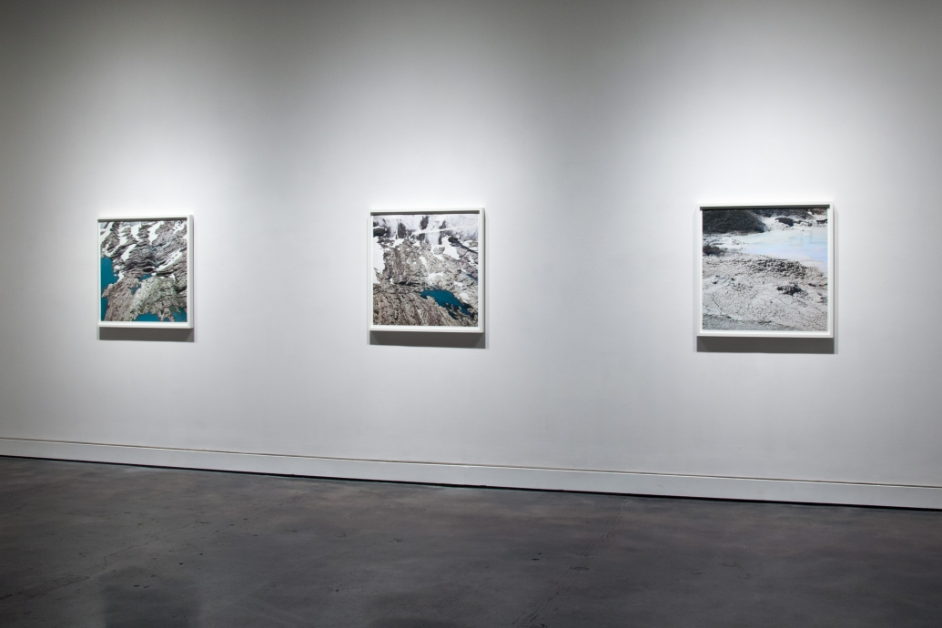 Diane Burko Locks Gallery