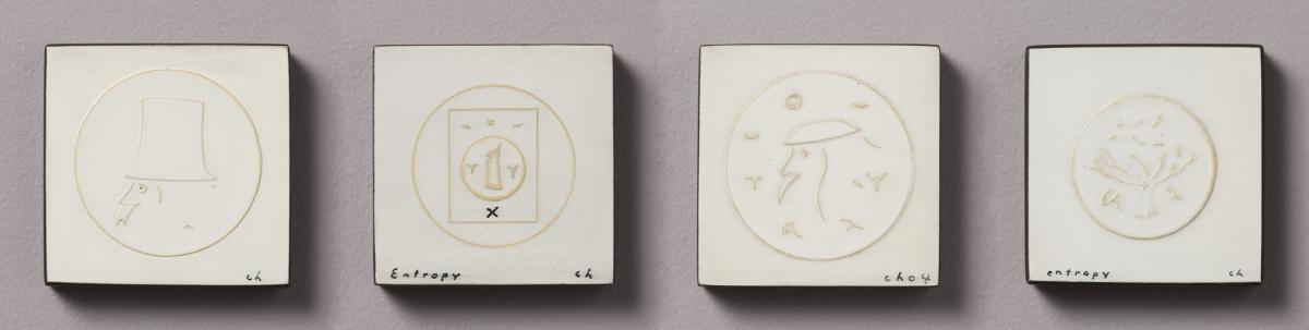 Thomas Chimes Entropy Paintings Locks Gallery