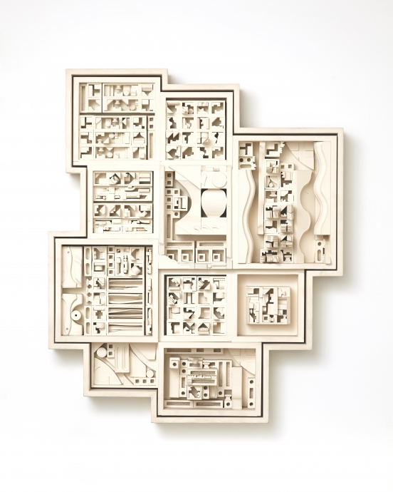 Louise Nevelson Locks Gallery Sculpture